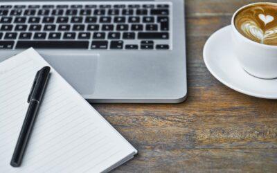 Waarom schrijven over wat je dwars zit helpt